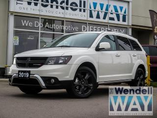 Used 2019 Dodge Journey Crossroad AWD 7 Pass/ Nav/ Sunroof for sale in Kitchener, ON