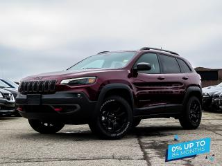 New 2020 Jeep Cherokee Trailhawk Elite | Pano Roof | Leather | Nav for sale in Kitchener, ON