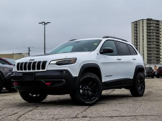 New 2020 Jeep Cherokee Trailhawk Elite   Blind Spot   Pano Roof   Tow Pkg for sale in Kitchener, ON
