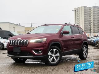 New 2020 Jeep Cherokee Limited NAV/Safety/Tech for sale in Kitchener, ON