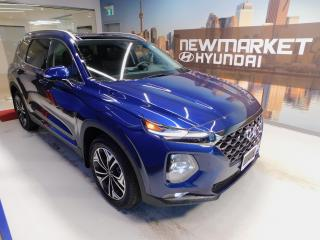 New 2020 Hyundai Santa Fe Ultimate for sale in Newmarket, ON