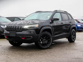 New 2020 Jeep Cherokee Trailhawk Elite V6 Safety Pkg for sale in Kitchener, ON