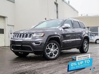 New 2020 Jeep Grand Cherokee Limited for sale in Kitchener, ON
