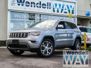 Used 2020 Jeep Grand Cherokee Limited Luxury | Demo| Special Finance Rates OAC for sale in Kitchener, ON