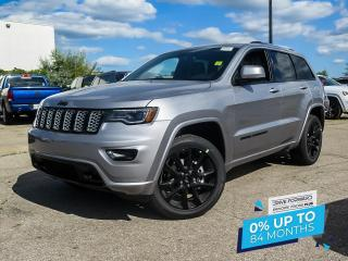 New 2020 Jeep Grand Cherokee Altitude Nav/Tow for sale in Kitchener, ON