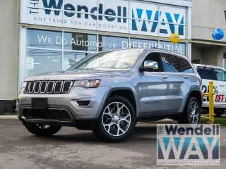 Used 2019 Jeep Grand Cherokee Limited | 20 Rims | Blind Spot | NAV for sale in Kitchener, ON