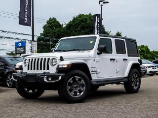 New 2020 Jeep Wrangler Unlimited Sahara for sale in Kitchener, ON