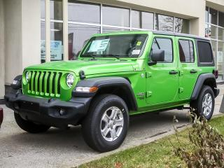 New 2020 Jeep Wrangler Sport S Tech/Dual Tops for sale in Kitchener, ON