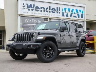 New 2020 Jeep Wrangler Unlimited Sahara Nav for sale in Kitchener, ON