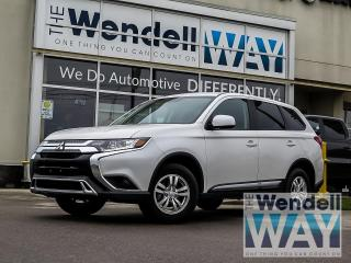 Used 2019 Mitsubishi Outlander ES AWD | Apple Car play| Android Auto| Heated Seat for sale in Kitchener, ON