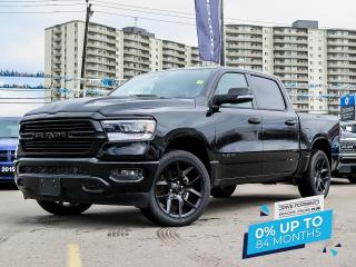 New 2020 RAM 1500 Night Edition | 12-Inch Screen | Alpine Sound for sale in Kitchener, ON