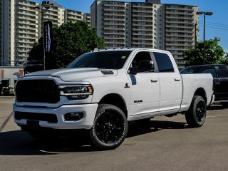 New 2020 RAM 2500 Big Horn Lvl2/ Night/ Nav/ Diesel for sale in Kitchener, ON