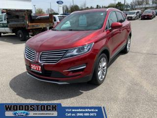 Used 2017 Lincoln MKC Select for sale in Woodstock, ON