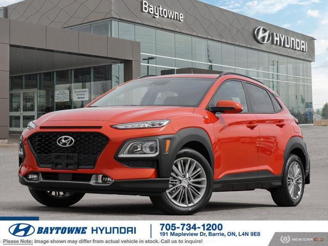 2020 Hyundai KONA 2.0L AWD Luxury