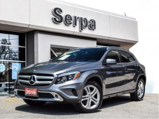 Used 2016 Mercedes-Benz GLA |NAV|PANOROOF|4MATIC|LEATHER| for sale in Toronto, ON