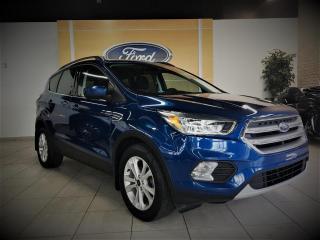 Used 2017 Ford Escape SE - JAMAIS ACCIDENTÉ - SIEGES CHAUFFANT for sale in Drummondville, QC