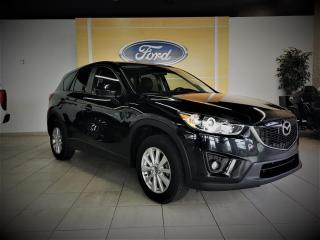 Used 2014 Mazda CX-5 GS - TOIT OUVRANT - JAMAIS ACCIDENTE for sale in Drummondville, QC