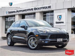 Used 2018 Porsche Macan COVID-19 INSTANT CREDIT, SEE DEALER FOR DETAILS | NO PAYMENTS FOR 90 DAYS OAC for sale in Aurora, ON