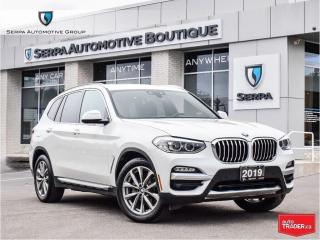 Used 2019 BMW X3 xDrive30i COVID-19 INSTANT CREDIT, SEE DEALER FOR DETAILS | NO PAYMENTS FOR 90 DAYS OAC for sale in Aurora, ON