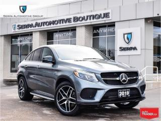 Used 2019 Mercedes-Benz AMG GLE 43 COVID-19 INSTANT CREDIT, SEE DEALER FOR DETAILS | NO PAYMENTS FOR 90 DAYS OAC for sale in Aurora, ON