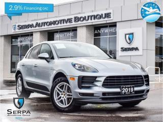 Used 2019 Porsche Macan COVID-19 INSTANT CREDIT, SEE DEALER FOR DETAILS | NO PAYMENTS FOR 90 DAYS OAC for sale in Aurora, ON