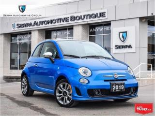 Used 2019 Fiat 500 Lounge COVID-19 INSTANT CREDIT, SEE DEALER FOR DETAILS | NO PAYMENTS FOR 90 DAYS OAC for sale in Aurora, ON