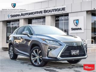 Used 2017 Lexus RX 350 COVID-19 INSTANT CREDIT, SEE DEALER FOR DETAILS | NO PAYMENTS FOR 90 DAYS OAC for sale in Aurora, ON