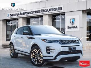 Used 2020 Land Rover Evoque First Edition THE SERPA FINANCING ASSISTANCE PROGRAM, SEE DEALER FOR DETAILS | NO PAYMENTS FOR 120 DAYS OAC for sale in Aurora, ON