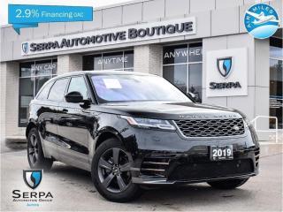 Used 2019 Land Rover Range Rover Velar D180 SE R-Dynamic for sale in Aurora, ON