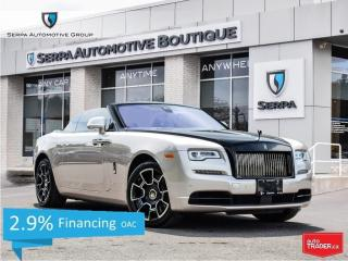 Used 2018 Rolls-Royce Dawn Black Badge COVID-19 INSTANT CREDIT, SEE DEALER FOR DETAILS | NO PAYMENTS FOR 90 DAYS OAC for sale in Aurora, ON