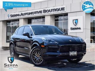 Used 2019 Porsche Cayenne for sale in Aurora, ON