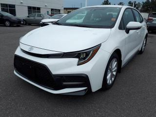 New 2020 Toyota Corolla SE+16 INCH ALLOY WHEELS! for sale in Cobourg, ON
