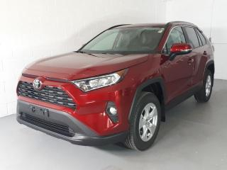 New 2019 Toyota RAV4 XLE AWD+POWER MOONROOF+SMART KEY! for sale in Cobourg, ON