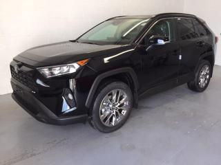 New 2019 Toyota RAV4 DEMO+XLE AWD+PREMIUM PACKAGE+LEATHER for sale in Cobourg, ON
