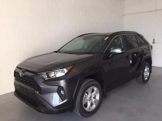 New 2019 Toyota RAV4 XLE AWD+POWER MOONROOF! for sale in Cobourg, ON