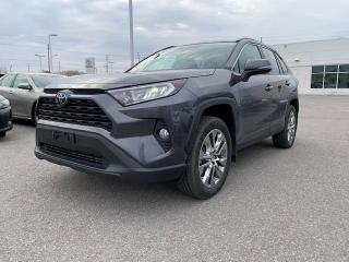 New 2019 Toyota RAV4 DEMO DISCOUNT+XLE AWD+PREMIUM PACKAGE+POWER MOONROOF+SMART KEY!! for sale in Cobourg, ON
