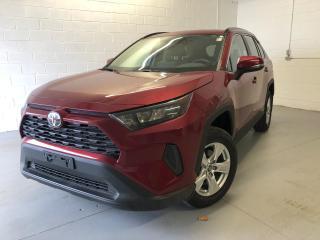 New 2019 Toyota RAV4 DEALER DEMO+AWD LE+TOYOTA SAFETY SENSE!! for sale in Cobourg, ON