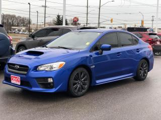 Used 2017 Subaru WRX ONE OWNER! for sale in Cobourg, ON