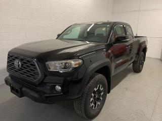 New 2020 Toyota Tacoma 4X4 ACCESS CAB+TRD OFFROAD PACKAGE for sale in Cobourg, ON