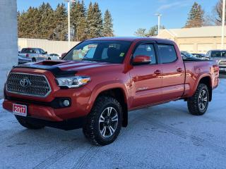 Used 2017 Toyota Tacoma SR5 TRD+PLATINUM WARRANTY-100,000 KMS! for sale in Cobourg, ON