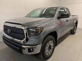 New 2020 Toyota Tundra TUNDRA DOUBLE CAB + REGULAR BED (6.5 FOOT) + TRD OFFROAD PACKAGE for sale in Cobourg, ON