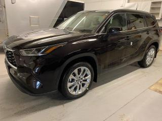 New 2020 Toyota Highlander Limited LIMITED+NAVIGATION+REMOTE START!! for sale in Cobourg, ON