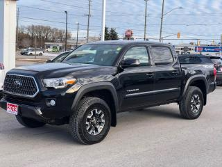 Used 2019 Toyota Tacoma TRD Off Road TRD OFF ROAD! for sale in Cobourg, ON