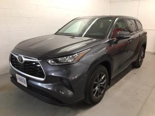 New 2020 Toyota Highlander LE DEMO+FINANCE FROM 1.49% for sale in Cobourg, ON
