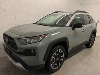 New 2020 Toyota RAV4 Trail AWD TRAIL EDITION!! for sale in Cobourg, ON