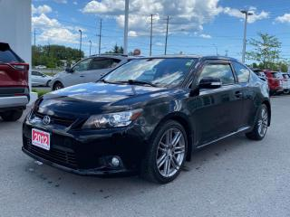 Used 2012 Scion tC 180HP+6 SPEED MANUAL! for sale in Cobourg, ON