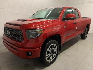 New 2020 Toyota Tundra DOUBLE CAB + TRD SPORT PREMIUM PACKAGE!! for sale in Cobourg, ON