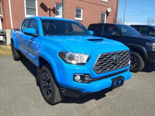 New 2020 Toyota Tacoma DOUBLE CAB+TRD SPORT PACKAGE+REMOTE START! for sale in Cobourg, ON