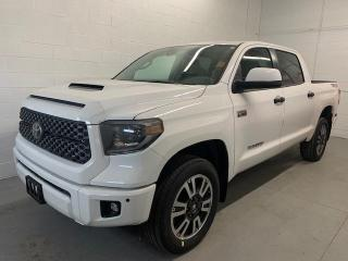 New 2020 Toyota Tundra 4X4 CREWMAX+TRD SPORT PACKAGE! for sale in Cobourg, ON