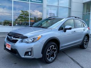 Used 2016 Subaru XV Crosstrek Limited Package LIMITED-LEATHER+SUNROOF! for sale in Cobourg, ON